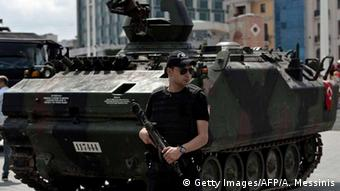 Türkei Ausnahmezustand: Folgen des Putsches