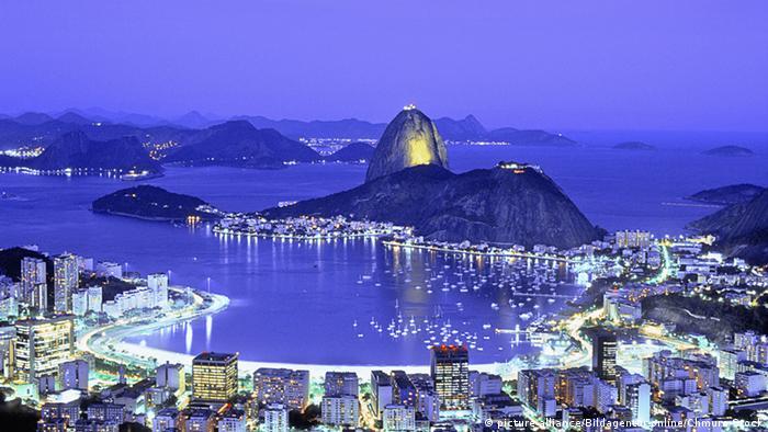 Brasilien Urlaubsland Rio de Janeiro (picture-alliance/Bildagentur-online/Chmura-Stock)