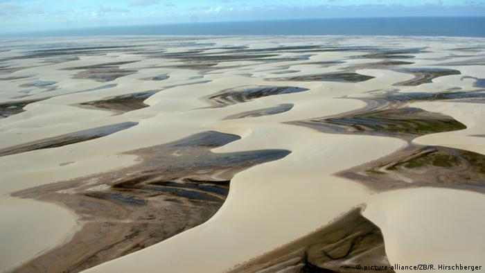 Lencoes Maranhenses national park