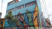 Centro de prevención Prosigue de la colonia Carmen Serdán, en Ciudad de México.