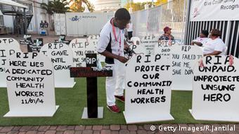 Durban AIDS Konferenz Südafrika (Getty Images/R.Jantilal)