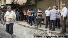Symbolbild - Aleppo