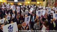 Kolumbien Friedensprozess