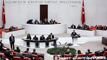 Türkei Parlament in Ankara