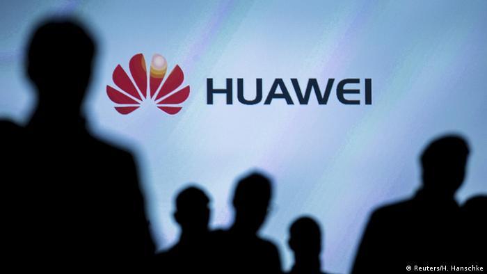 Logo von Huawei (Reuters/H. Hanschke)