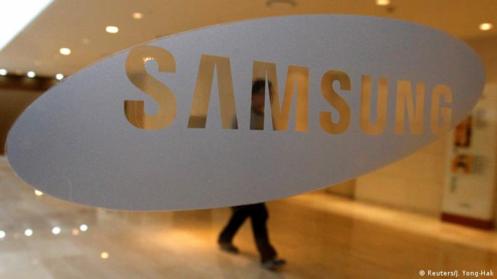 Logo von Samsung