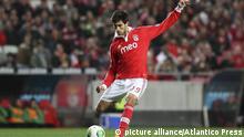 Portugal Fußballer André Gomes in Lissabon