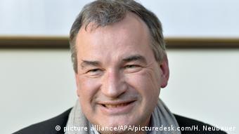 Uwe Eric Laufenberg. Copyright: picture alliance/APA/picturedesk.com/H. Neubauer