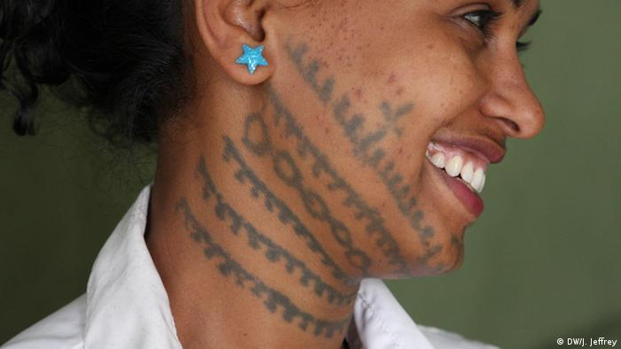 Tattoos in the Horn Ethiopia Somaliland Djibouti