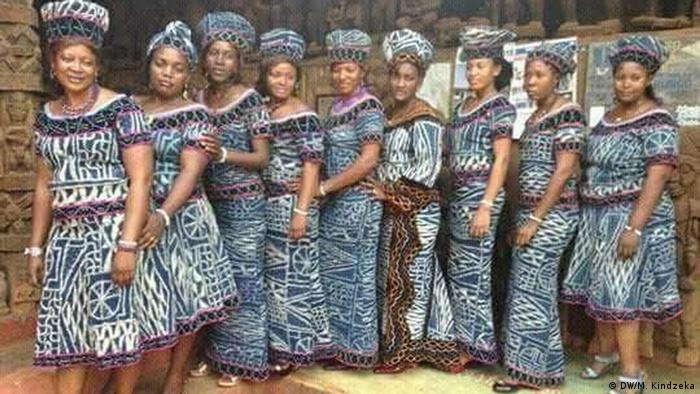 Wives of a Cameroonian King