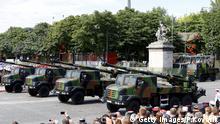 Bastille Day Frankreich Paris