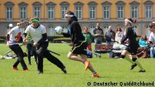 DW Euromaxx Quidditch World Cup