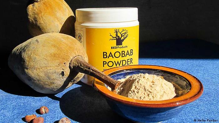 Baobab Das Comeback Der Superfrucht Afrika Dw 25 07 2016