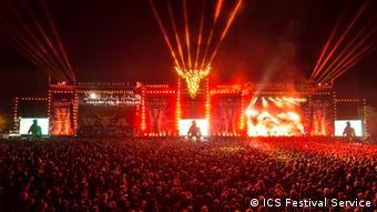 Wacken Open Air concert, Copyright: ICS Festival Service