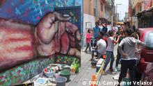Mexiko - Project muralismo