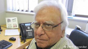 Professor Jerry Coovadia