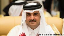 Katar Scheich Tamim Bin Hamad Al Thani