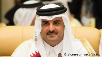 Tamim bin Hamad al-Thani (picture-alliance/abaca)