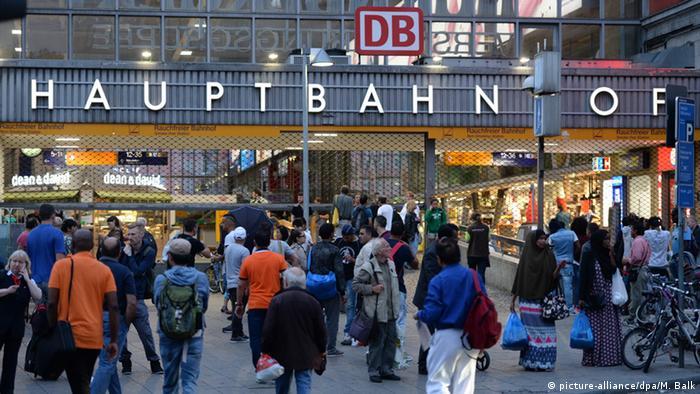 Із залізничного вокзалу Мюнхена евакуюють людей. Рух залізниці припинено