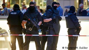 Deutschland Tödliche Schießerei in München