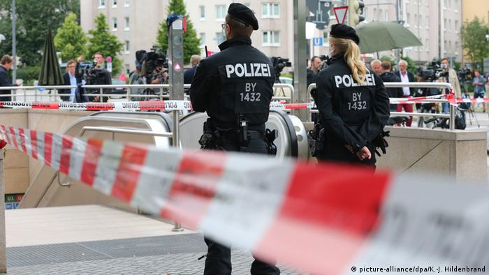 Tödliche Schießerei in München (Foto: picture-alliance/dpa)