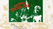 Plattencover Lou Reed Berlin