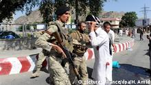 Afghanistan Kabul Selbstmordattentat (picture-alliance/dpa/H. Amid)