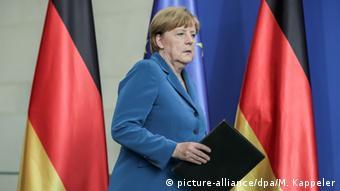 Merkel: Immer sind es Orte, an denen jeder von uns hätte sein können (Foto: dpa)