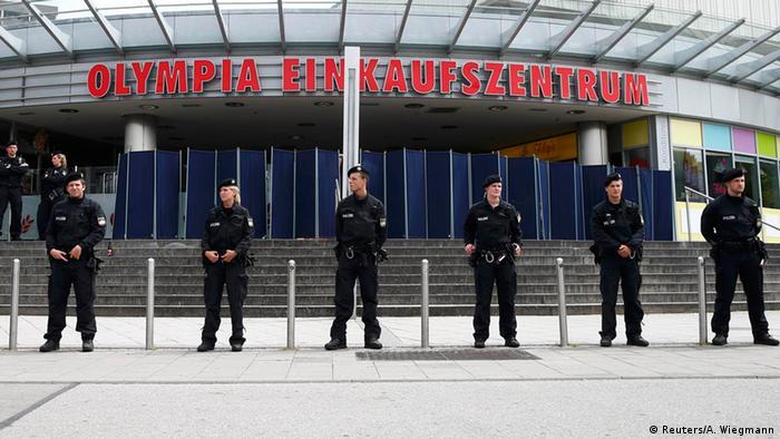 Nach Schießerei in München Polizei