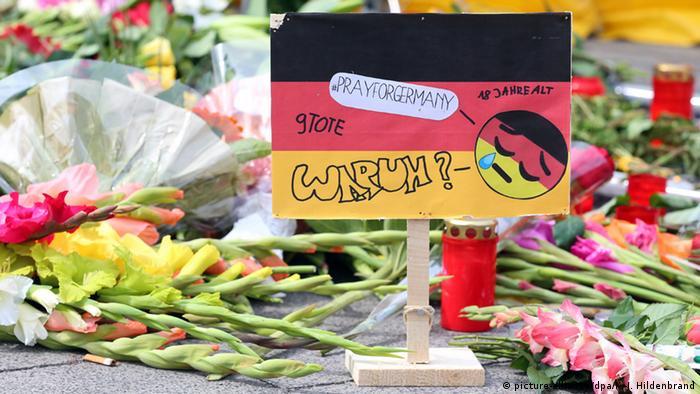 Nach Schießerei in München (Foto: picture-alliance/dpa)