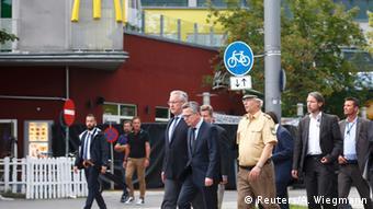Nach Schießerei in München Thomas De Maiziere