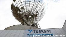21 Juli 2016 ANKARA, TURKEY - JULY 21: Damaged TURKSAT building is seen after bomb attacks hit the buildings during the coup attempt, staged by members of Parallel State/Gulenist Terrorist Organization within army, in Ankara, Turkey on July 21, 2016. When the TURKSAT satellite operator stopped broadcasts by TRT television after a military statement was read out on air, coup leaders struck the company?s buildings in Ankara. Mehmet Ali Ozcan / Anadolu Agency || copyright: picture-alliance/M.A. Ozcan/AA