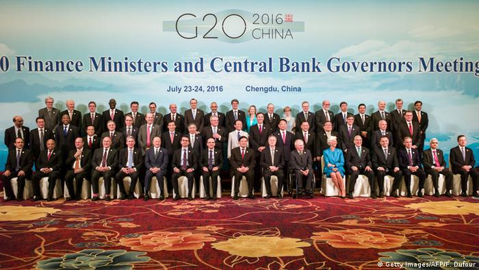 China G20 Treffen in Chengdu