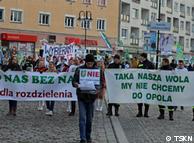 Manje prava za njemačku manjinu u Poljskoj