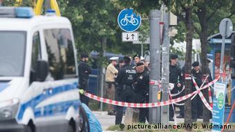 Το Μόναχο βρέθηκε προσωρινά σε κατάσταση πανικού στις 22 Ιουλίου 2016
