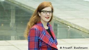 Großbritannien Tanja Bueltmann Professorin für Geschichte in Manchster
