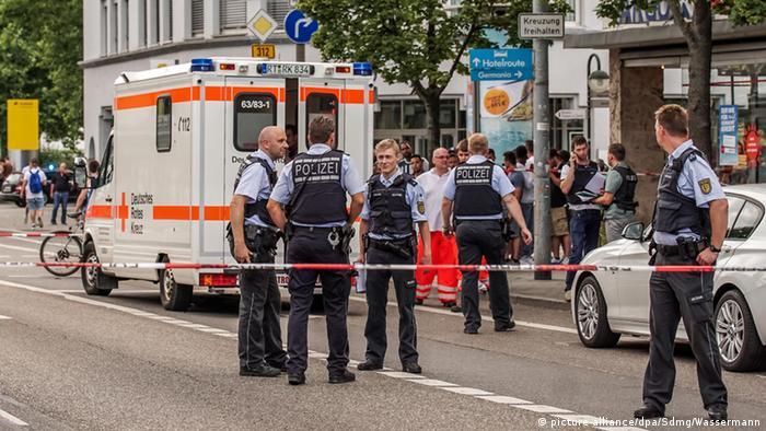 Полиция Ройтлингена