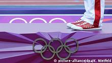 Symbolbild Russland und Olympische Spiele