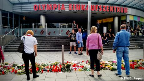 DW: Mια εβδομάδα μετά την επίθεση αμόκ στο Μόναχο