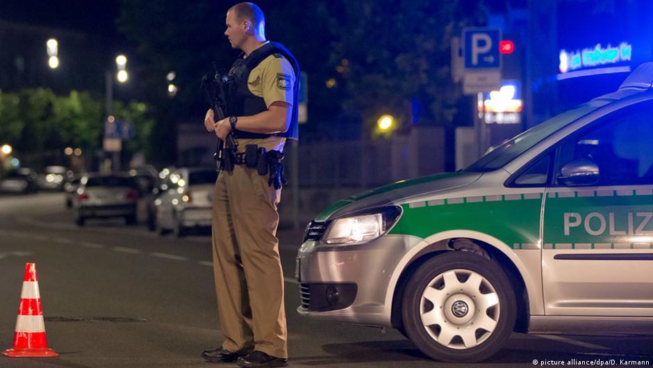 Полиция сообщила о возможной гибели автора взрыва в Баварии