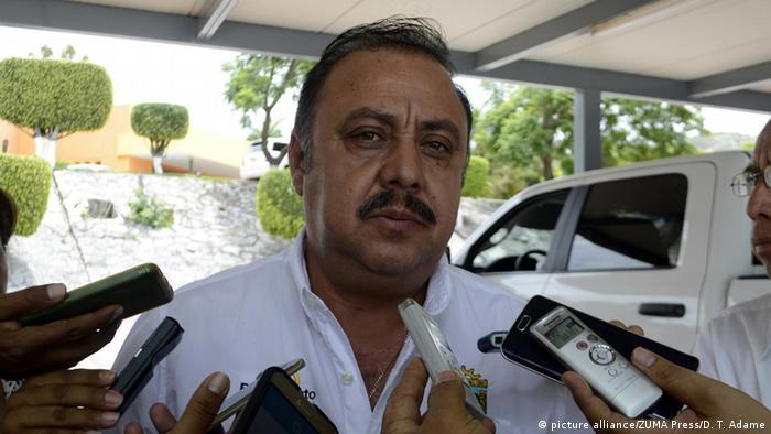 Mexiko Ambrosio Soto Duarte