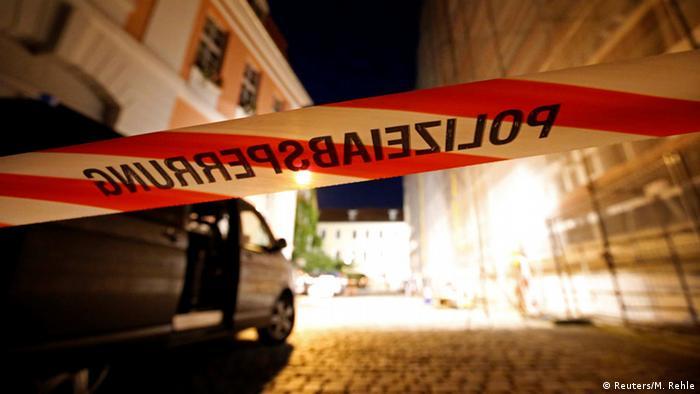 После взрыва в Ансбахе