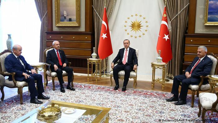 حمایت حزب اپوزیسیون ترکیه از دولت بر سر منابع نفت و گاز قبرس