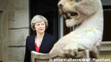 Theresa May zu Besuch in Irland
