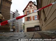 Teror u njemačkoj provinciji