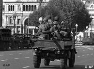 Golpe militar de 1976 en Argentina.