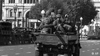 Militärputsch in Argentinien 1976