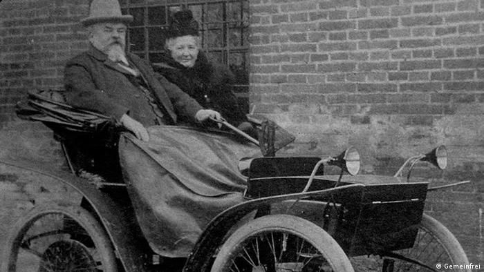 Перший автомобіль був електричним