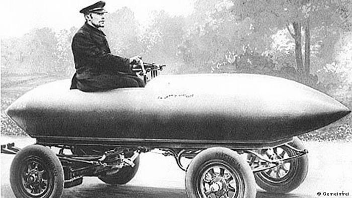 Geschichte der E-Mobilität