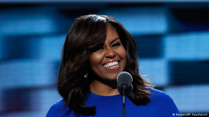 USA Wahlen Philadelphia Michelle Obama